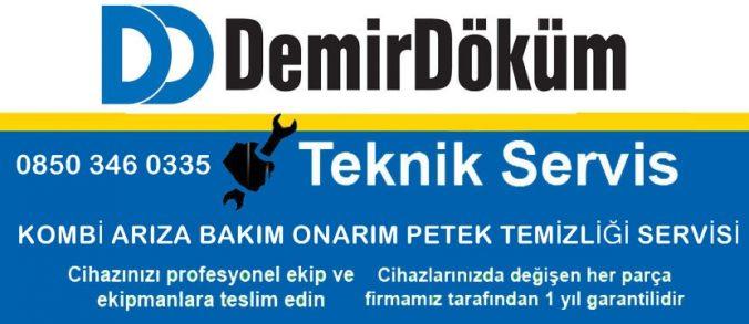 Kadıköy Demirdöküm Servisi